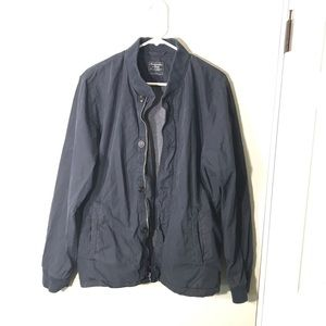 abercrombie & fitch Bomber Jacket Mens Large L